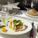 Recette de poisson accompagné d'une huile d'olive vierge extra de nos terroirs