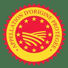 Logo AOP : appellation d'origine contrôlée